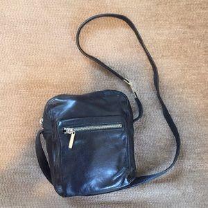 Liz Claiborne Black Leather Purse